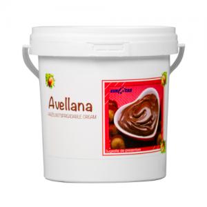 Avellana 1kg – crema cu alune de padure