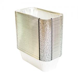 Forme de aluminiu pentru cozonaci 100 buc