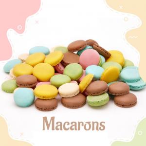 jumatati de macarons