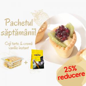 Pachet promotional - Coji tarte plus Vanilla Dream