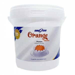 glazura de portocale